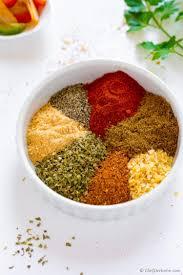 homemade fajita seasoning recipe