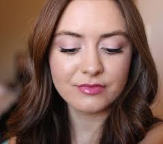 blair waldorf inspired makeup face