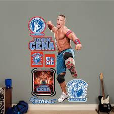 Shop Fathead John Cena Wall Decals Overstock 9650531