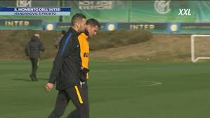 Inter, finalmente torna Handanovic - SportMediaset Video ...