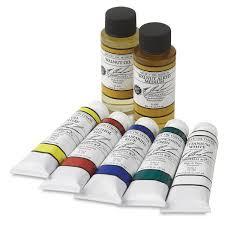 m graham oil colors oil paint made