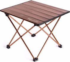 alpcour portable camping table alpcour