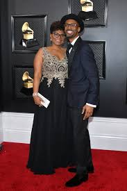 Mickey Smith Jr., Eugenia Smith - Eugenia Smith Photos - 62nd Annual GRAMMY  Awards - Arrivals - Zimbio