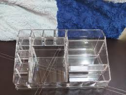 acrylic makeup organizer looking for