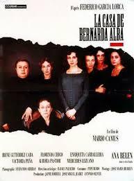 AFFICHE - CASA DE BERNADA ALBA (la) - 40x55cm - EUR 15,00   PicClick FR