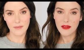 90s supermodel look makeup tutorial