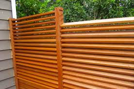 Modern Cedar Fence Pickets Strangetowne Wood Fence Pickets Makes It Look More Sophisticated