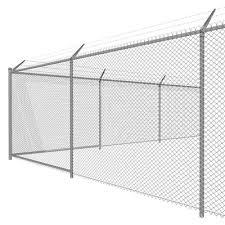 Fence Barbed 3d Model Formfonts 3d Models Textures