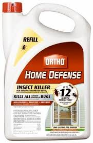 Shop Ortho Roundup 0221910 Home Defense Insect Killer Refill At Mccoy S