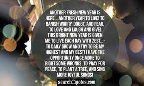 quotes about another year quotes