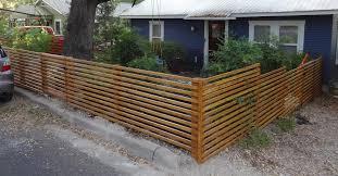 Styles Of Yard Fences Gl Barnhart Construction The Blog