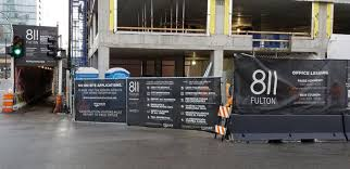 Construction Banners And Signs For Job Sites Fence Wraps Cushing