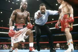 Julio Cesar Chavez vs Meldrick Taylor: Two seconds and pure boxing  pandemonium in a fight for the ages
