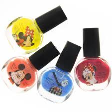 Minnie Mouse 18 Pack Non-Toxic Nail Polish – TownleyGirl