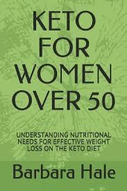 keto for women over 50 understanding