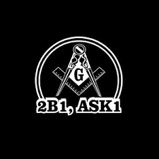 2b1 Ask1 Mason Masonic Window Decal Sticker Custom Sticker Shop