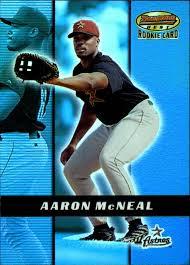 Buy Aaron McNeal Cards Online | Aaron McNeal Baseball Price Guide - Beckett