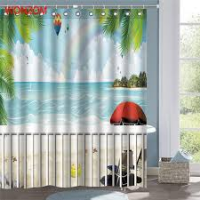 shower curtain fabric bathroom decor
