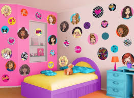 Barbie Friends Wall Decal Set
