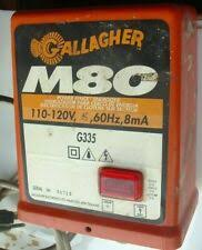 Gallagher M700 Power Plus Mains Electric Fence Energiser G031930 For Sale Online Ebay