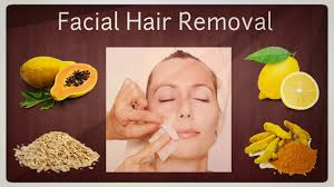 easiest natural ways to remove hair