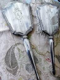 antique edwardian sterling silver