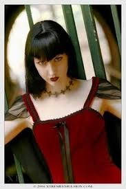 Goth Girl of the Week: Feature: Wednesday Mourning