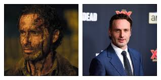 what the stars of the walking dead