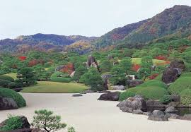 japanese gardens are in western japan