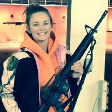 Prophetic Headline? '2015 World Rifle Champion, Dusty Taylor!' - American  Women who Bear ArmsA gun organization for women