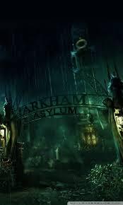 batman arkham asylum ultra hd desktop