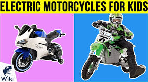 electric motorcycles for kids 2019