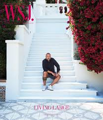 L.A. Vice: Inside Media Mogul Shane Smith's Santa Monica Estate - WSJ