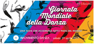 Giornata Mondiale della Danza 2017 – Giornata Mondiale della Danza