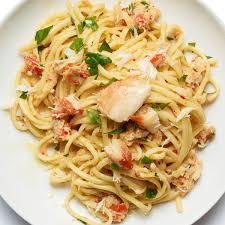 cook crab linguine – recipe
