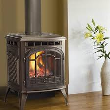 free standing gas fireplace stoves
