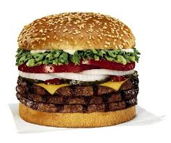 healthiest food to eat at burger king