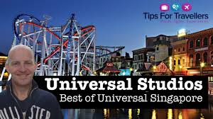 universal studios singapore tour of