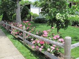 Eye Opening Ideas Fence Colours House Front Yard Fence With Arbor Cheap Fence Tips Green Fence Home Depot B Backyard Fences Fence Landscaping Front Yard Fence