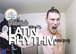latin rhythm makeup tutorial for men
