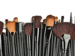 the complete guide to 17 makeup brush