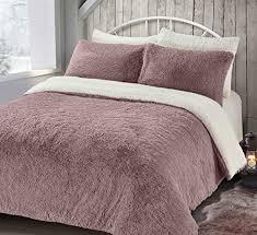 chocolate double bedding velosso tonal