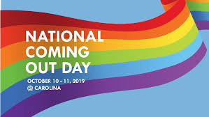 National Coming Out Day - The University of North Carolina at Chapel Hill