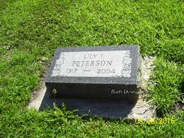 Lily Iva Peterson (1917-2004) - Find A Grave Memorial