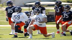 Bears taking risky approach to pass rush with Aaron Lynch | NBC ...