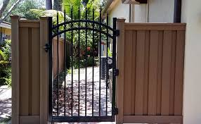Trex Fencing In South Florida Bulldog Fence In Palm Beach