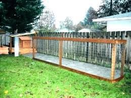 Image Of Temporary Dog Fence Image In 2020 Dog Run Fence Diy Dog Run Dog Backyard