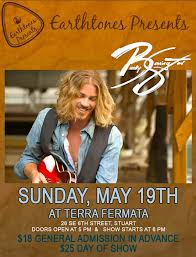 BUCKY COVINGTON w/Abby Owens Best selling debut artist of 2007 @ Terra  Fermata Stuart, FL - May 19th 2019 6:00 pm