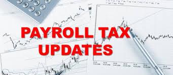 2019 payroll tax updates social