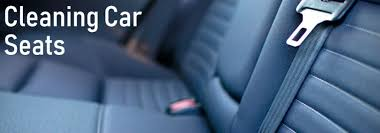 clean car seats with household s